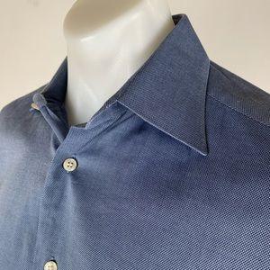 Z Zegna Shirts - Zegna Double Weave Shirt